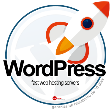 Hosting profesional para WordPress